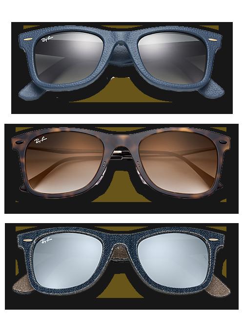 Ray Ban (New) Wayfarer zonnebrillen   Nieuw Lekkerland